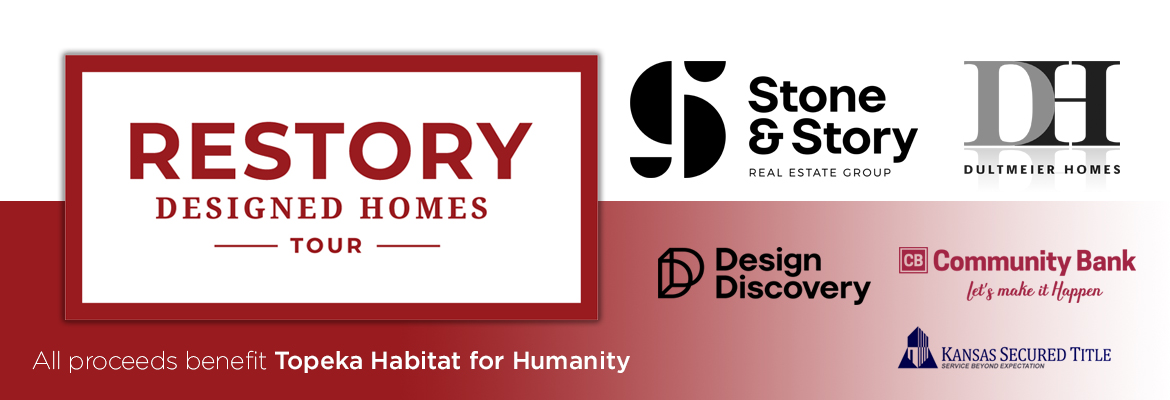 Restory Designed Homes Tour Sponsors
